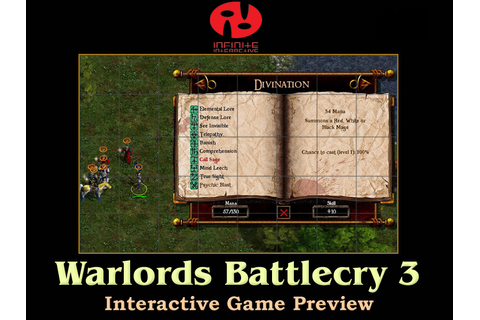 Warlords Battlecry 3 | Fun Screen Puzzle