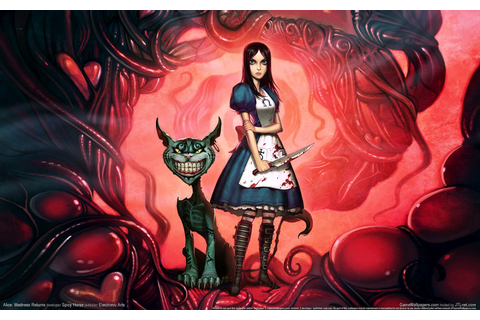 Download PC Games Alice - Madness Returns For Free | GAMES ...