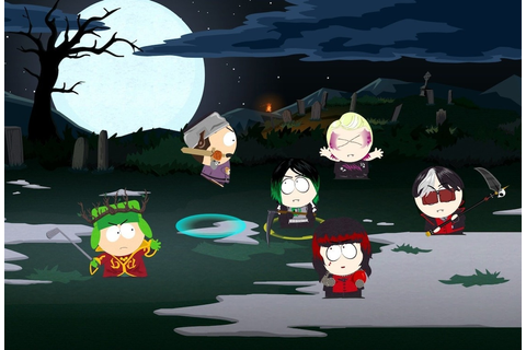 THQ South Park: Le Bâton de la vérité (PC, FR) - Game (Box ...