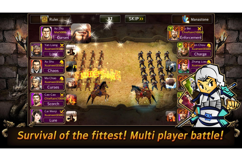 Card Three Kingdoms - Android Apps on Google Play