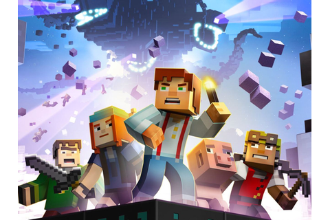 The first episode of Minecraft: Story Mode is out for PC ...