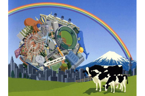 Original Katamari Damacy returns as a PS2 Classic in Japan