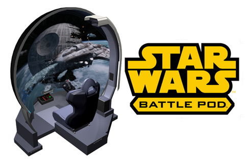 Star Wars: Battle Pod – From Concept to Cockpit – Star ...