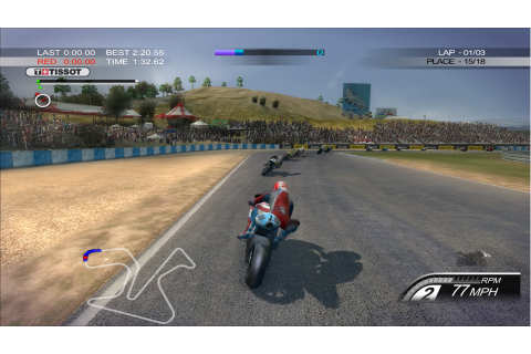 MotoGP 10/11 Video Game Screen Shots - Motorcycle.com News
