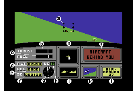 ACE: Air Combat Emulator - C64-Wiki