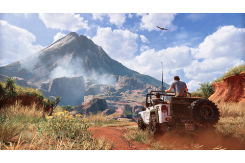 PS4 Uncharted 4 A Thiefs end Game wallpaper | games ...