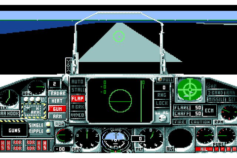 Download Flight of the Intruder vehicle simulation for DOS ...