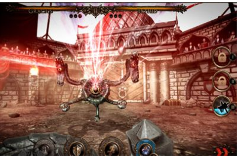 Rage of the Gladiator iPhone game - free. Download ipa for ...