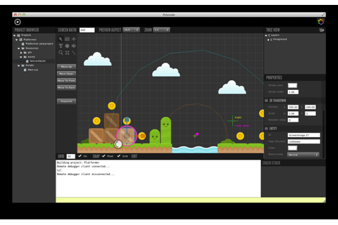 Top10 Free Game Designing Software To Make Your Own Games