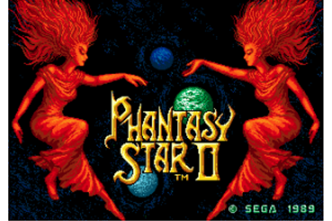 Download Phantasy Star II (Genesis) - My Abandonware