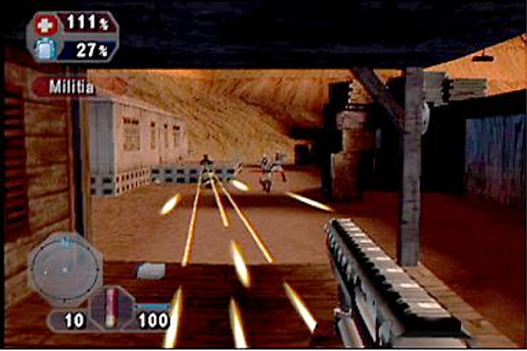 Screens: America's 10 Most Wanted - PS2 (3 of 39)