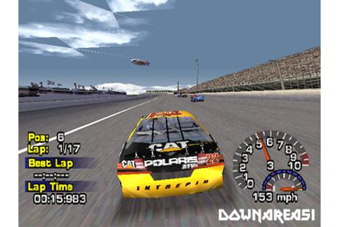 Nascar Thunder 2002 PS1 ISO - Game Full Collection