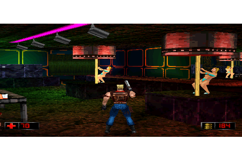 Duke Nukem Time to Kill sony playstation game by GT ...