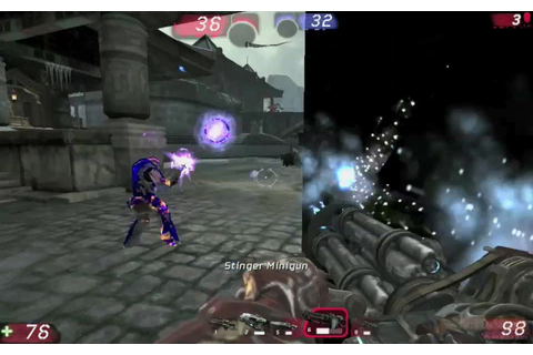 Unreal Tournament 3 Game Play Video – Part 1 | MacHouse ...