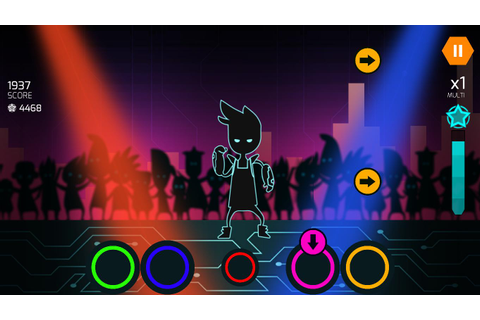 Dude Dancer: Rhythm Game with Dubstep & NewWave for ...