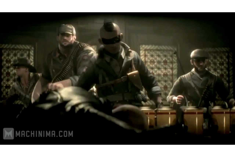 Brothers in Arms: Furious 4 Game Trailer - YouTube