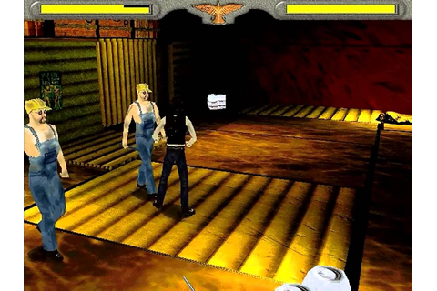 The Crow City of Angels Video Game images