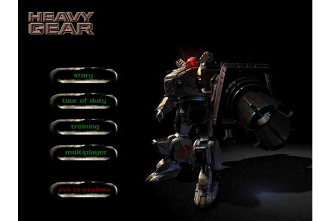 Heavy Gear Download (1997 Simulation Game)