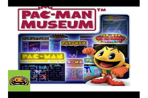 Have Game, Will Play: Pac-Man Museum Review - YouTube