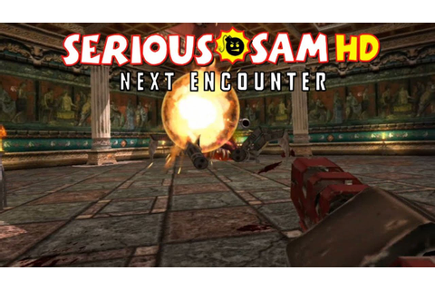 Serious Sam HD: Next Encounter - Ancient Rome Trailer ...