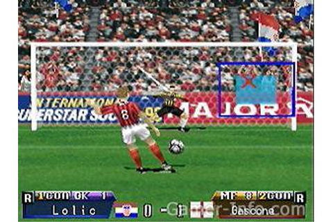 International Superstar Soccer Pro '98 (1998 video game)