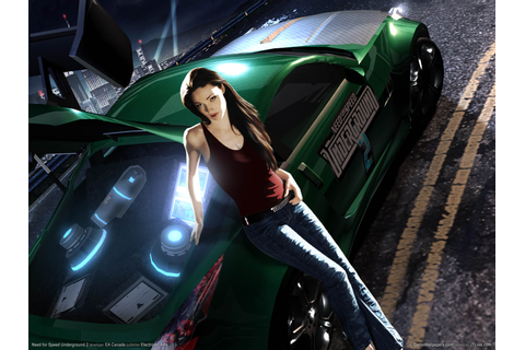 Need for speed underground 2 wallpaper collection | Games ...