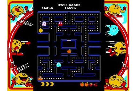 Namco Museum Vol. 1 Gameplay: Pac-Man - YouTube