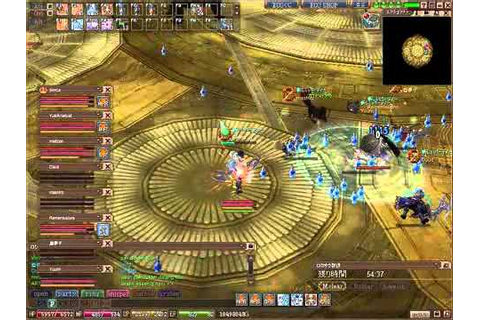 [Emil Chronicle Online Japan Server Fressia] Ancient arc ...