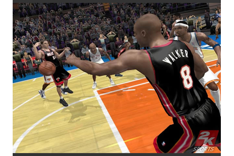 NBA 2K6 Review - GameRevolution