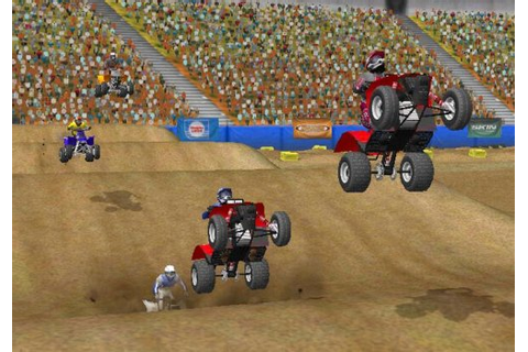 ATV Offroad Fury 4 | Monstruous Games!