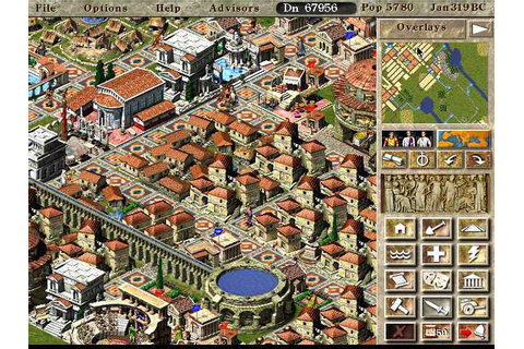 Caesar III - Online (browser version)