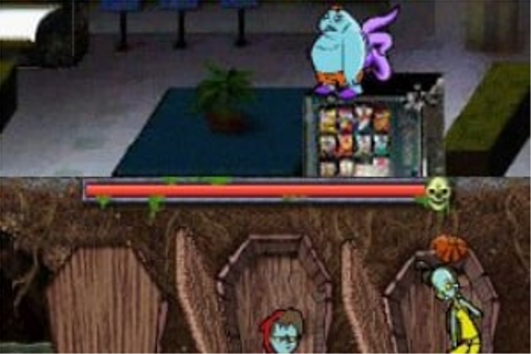 Teenage Zombies: Invasion of the Alien Brain Thingys! (DS ...