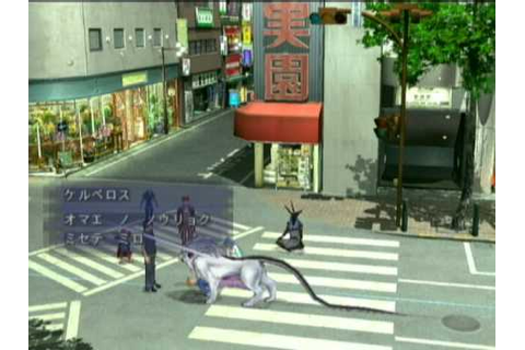 Shin Megami Tensei Nine Xbox Gameplay - YouTube