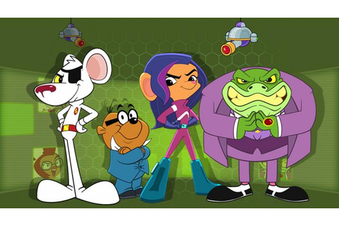 Danger Mouse Super Awesome Danger Squad - CBBC - BBC