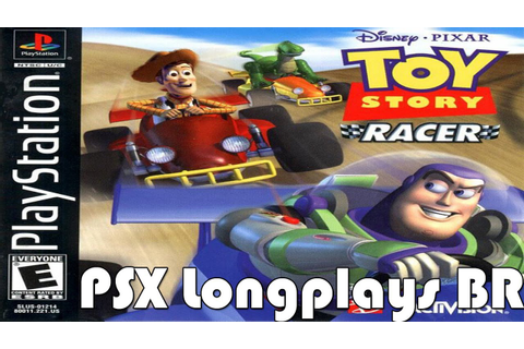 PS1 Longplay: Toy Story Racer - YouTube