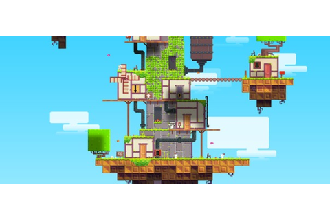 Video Game Review: Fez | Pretentious Git