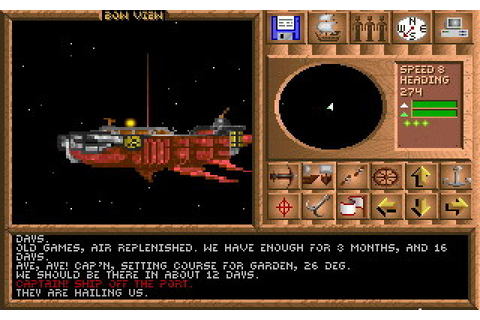Скриншоты Spelljammer: Pirates of Realmspace на Old-Games.RU