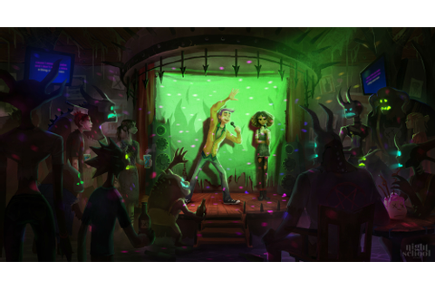 Afterparty is the Next Game From the Oxenfree-Developer ...