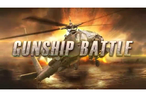 Gunship Battle: Helicopter 3D Introduction Video - YouTube