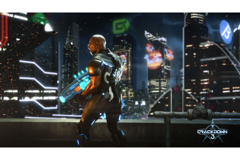 Crackdown 3 welcomes you to the agency and Xbox One X - VG247
