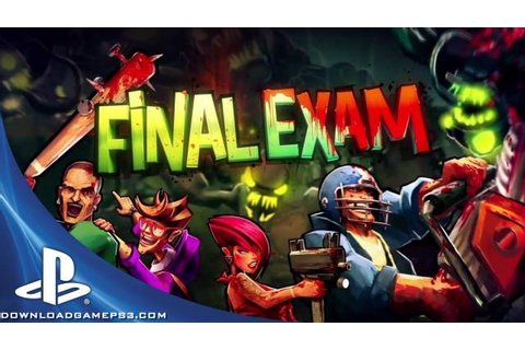 Final Exam PSN - Download game PS3 PS4 PS2 RPCS3 PC free