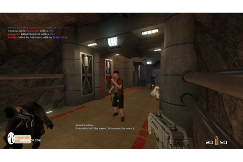 GoldenEye: Source Public v1.0 - Downloads - OldSchoolHack ...