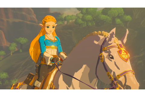 The Legend of Zelda: Breath of the Wild – Latest official ...
