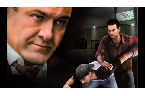 CGRundertow THE SOPRANOS: ROAD TO RESPECT for PlayStation ...