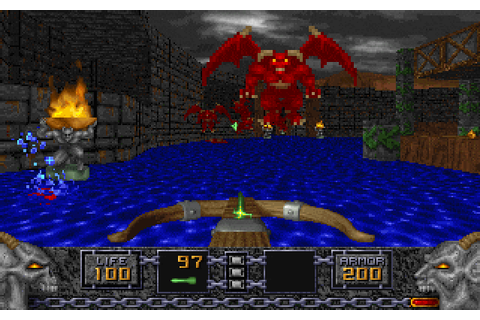Heretic - Classic Gaming - Heretic Forum - Neoseeker Forums