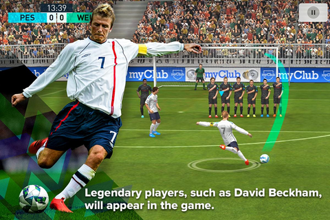 PES 2018 PRO EVOLUTION SOCCER - Android Apps on Google Play