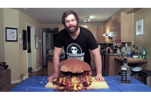Epic Meal Time: YouTube hit to become TV series - US TV ...
