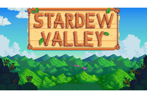 Stardew Valley #1 - Game Introduction and Getting Started ...