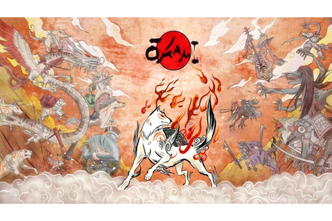 Okami HD Re-Release Confirmed for PC, PS4, and Xbox One