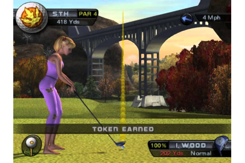 Outlaw Golf 2 (PLAYSTATION 2) - YouTube